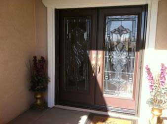mirage-rideau-brown-french-door-install-in-menifee-2