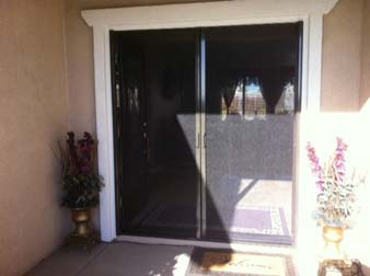 mirage-rideau-brown-french-door-install-in-menifee
