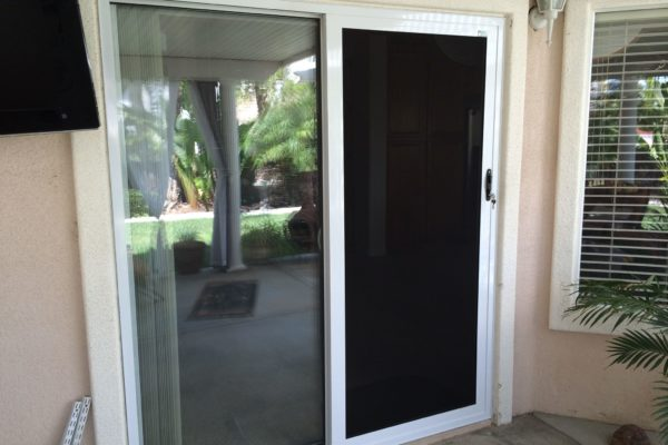 Guarda Sliding Security Door — Canyon Lake, CA